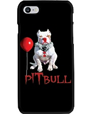 Pitbull Halloween is Coming Phone Case thumbnail
