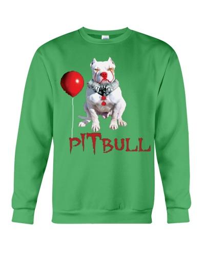 Pitbull Halloween is Coming