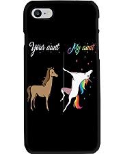 Horse My Aunt Phone Case thumbnail