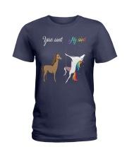 Horse My Aunt Ladies T-Shirt thumbnail