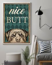 Rottweiler Nice Butt 11x17 Poster lifestyle-poster-1