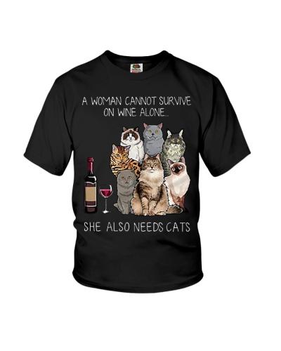 A woman Need Cats