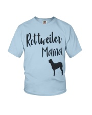 Rottweiler  Mama  Youth T-Shirt tile