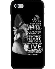 German Shepherd - Best Friend Phone Case thumbnail
