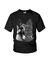 German Shepherd - Best Friend Youth T-Shirt thumbnail