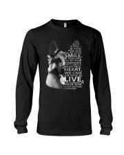 German Shepherd - Best Friend Long Sleeve Tee thumbnail