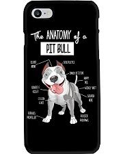 Pitbull Anatomy Phone Case thumbnail
