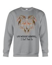 Giraffes Life Crewneck Sweatshirt thumbnail
