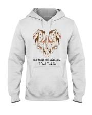 Giraffes Life Hooded Sweatshirt thumbnail