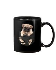 Pug In Pocket Mug thumbnail