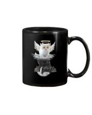 Cat ANGEL And  DEVIL Mug thumbnail