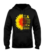 I Just Really Love Chihuahua Hooded Sweatshirt thumbnail