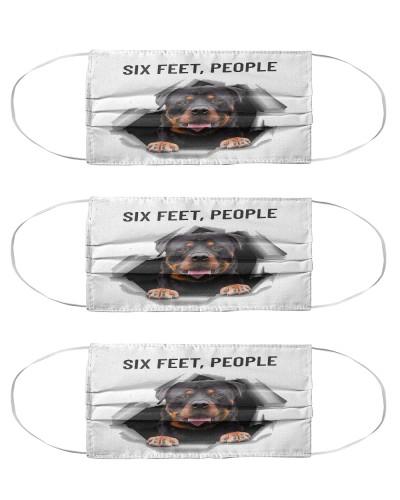 Rottweiler Six Feet