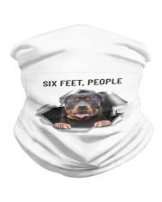Rottweiler Six Feet  Neck Gaiter thumbnail