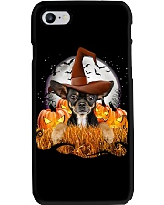 Chihuahua Halloween  Phone Case tile