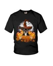 Chihuahua Halloween  Youth T-Shirt tile