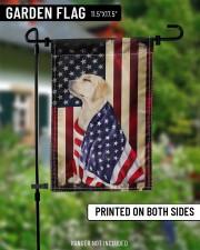 """Labrador American 11.5""""x17.5"""" Garden Flag aos-garden-flag-11-5-x-17-5-lifestyle-front-13"""