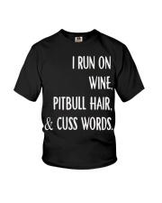 Pitbull Favorite Youth T-Shirt thumbnail