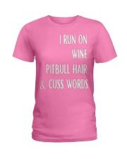 Pitbull Favorite Ladies T-Shirt thumbnail