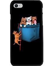 Pitbulls in Pocket  Phone Case thumbnail
