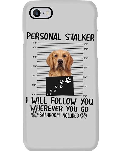 Golden Retriever Stalker