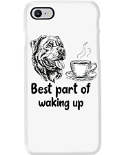 Rottweiler Best Part Phone Case thumbnail