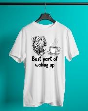 Rottweiler Best Part Classic T-Shirt lifestyle-mens-crewneck-front-3