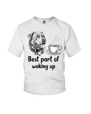 Rottweiler Best Part Youth T-Shirt thumbnail