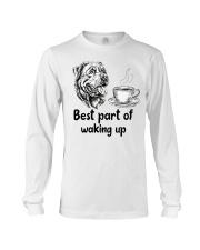 Rottweiler Best Part Long Sleeve Tee thumbnail
