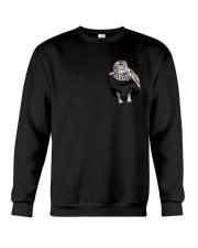 Owl Pocket Crewneck Sweatshirt thumbnail
