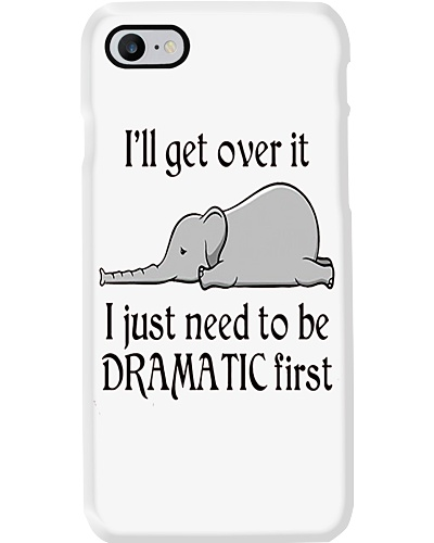 ELEPHANT DRAMATIC
