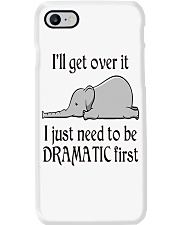 ELEPHANT DRAMATIC Phone Case tile