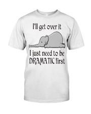 ELEPHANT DRAMATIC Classic T-Shirt thumbnail