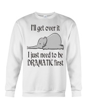 ELEPHANT DRAMATIC Crewneck Sweatshirt tile