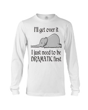 ELEPHANT DRAMATIC Long Sleeve Tee tile