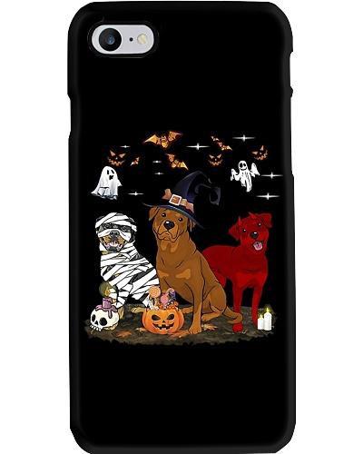 Rottweiler Halloween is Coming