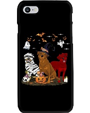 Rottweiler Halloween is Coming Phone Case thumbnail