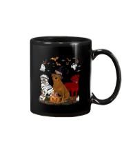 Rottweiler Halloween is Coming Mug thumbnail