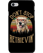 Dont Stop Retrievin Phone Case thumbnail