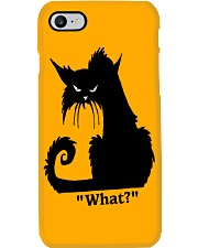 Cat What Phone Case thumbnail