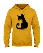 Cat What Hooded Sweatshirt thumbnail
