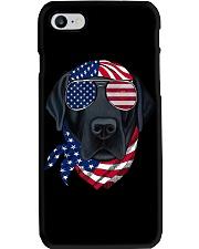 American Vibes Labrador Phone Case thumbnail