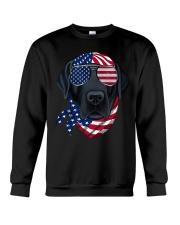 American Vibes Labrador Crewneck Sweatshirt thumbnail