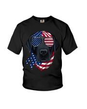 American Vibes Labrador Youth T-Shirt thumbnail