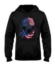 American Vibes Labrador Hooded Sweatshirt thumbnail