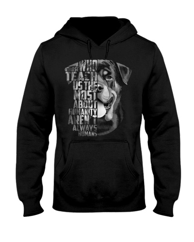 Rottweiler Humanity