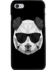 PANDA POLYGONAL  Phone Case tile