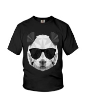 PANDA POLYGONAL  Youth T-Shirt thumbnail