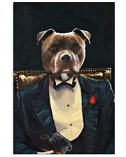 Pitbull Portrait 11x17 Poster front