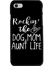 Dog Mom Rockin Limited Edition Phone Case thumbnail